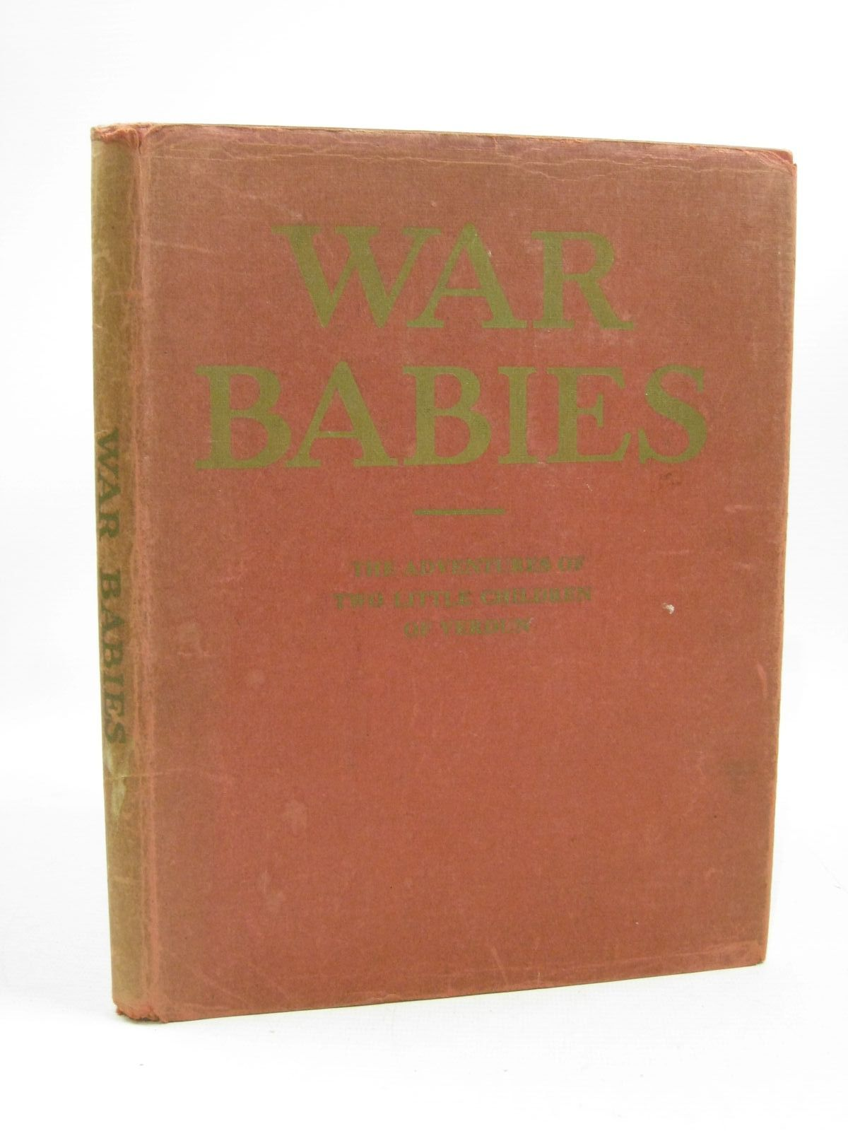Photo of WAR BABIES written by Franchot, Annie Wood illustrated by Davis, Mary Louise published by William R. Jenkins Company (STOCK CODE: 1504579)  for sale by Stella & Rose's Books