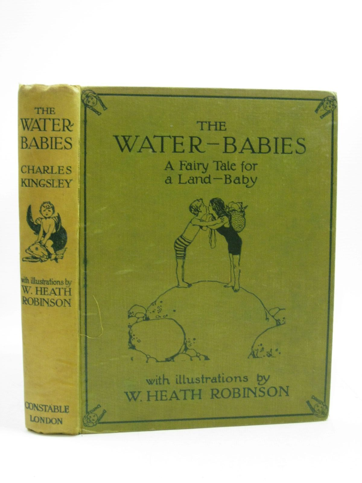 Photo of THE WATER-BABIES- Stock Number: 1504580