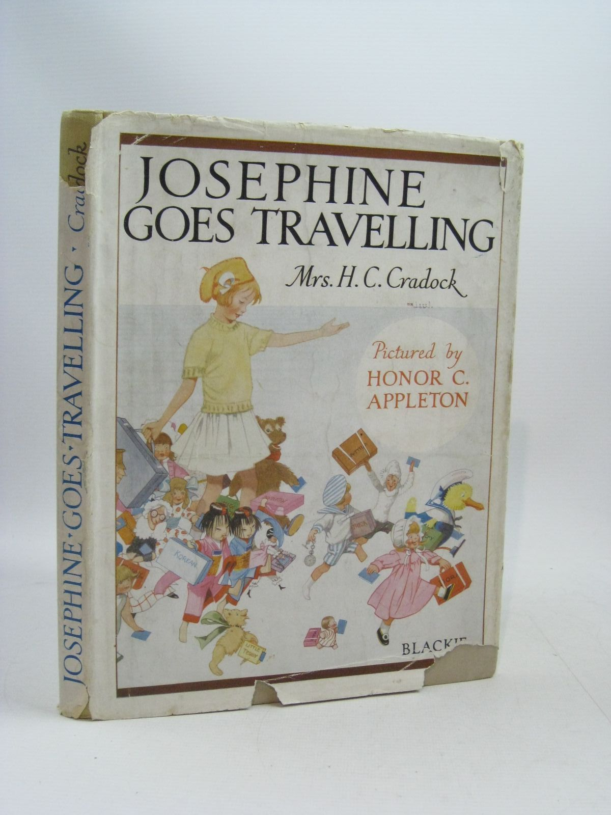 Photo of JOSEPHINE GOES TRAVELLING- Stock Number: 1504622