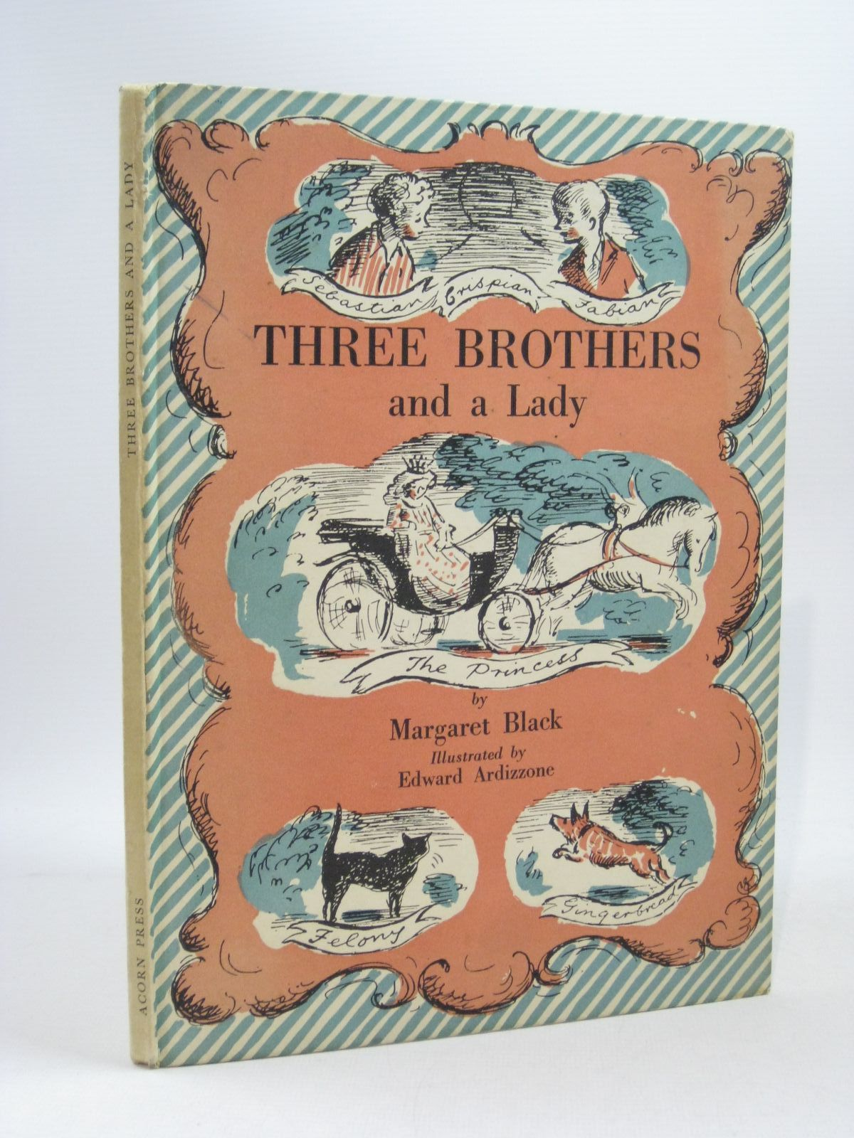 Photo of THREE BROTHERS AND A LADY- Stock Number: 1504623