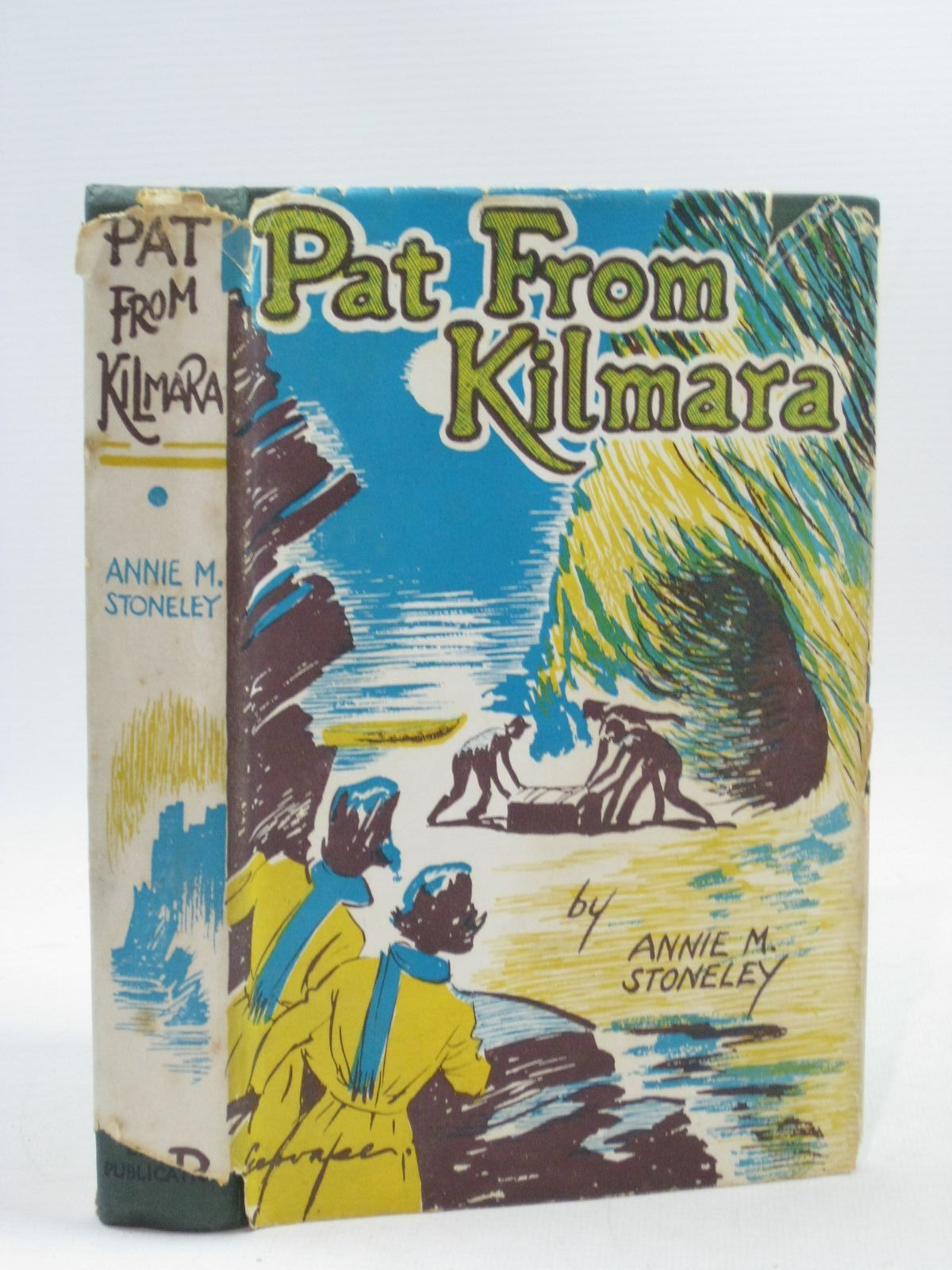 Photo of PAT FROM KILMARA written by Stoneley, Annie M. published by Dawson Publications (STOCK CODE: 1504721)  for sale by Stella & Rose's Books