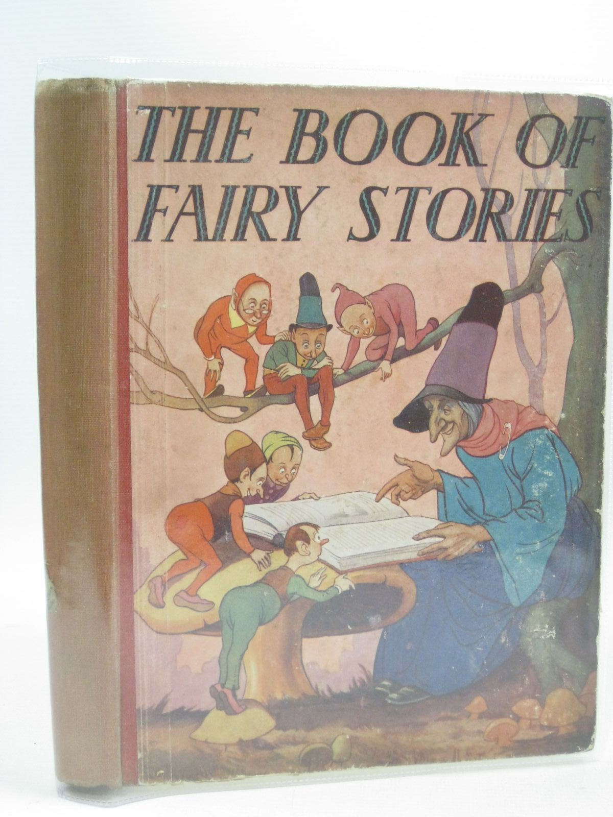 Photo of THE BOOK OF FAIRY STORIES written by Bruce, Marjory illustrated by Fry, Nora Appleton, Honor C. published by George G. Harrap & Company Ltd. (STOCK CODE: 1504722)  for sale by Stella & Rose's Books