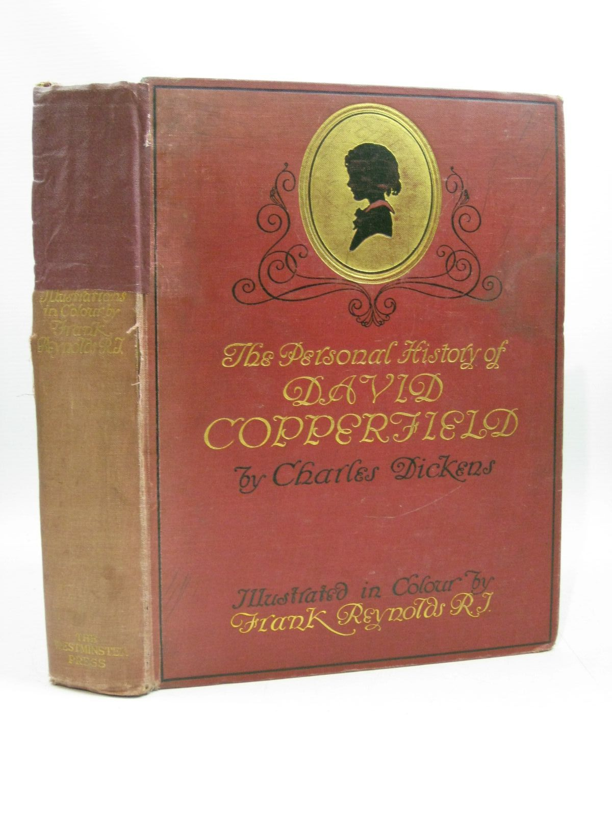 Photo of THE PERSONAL HISTORY OF DAVID COPPERFIELD written by Dickens, Charles illustrated by Reynolds, Frank published by The Westminster Press (STOCK CODE: 1504725)  for sale by Stella & Rose's Books