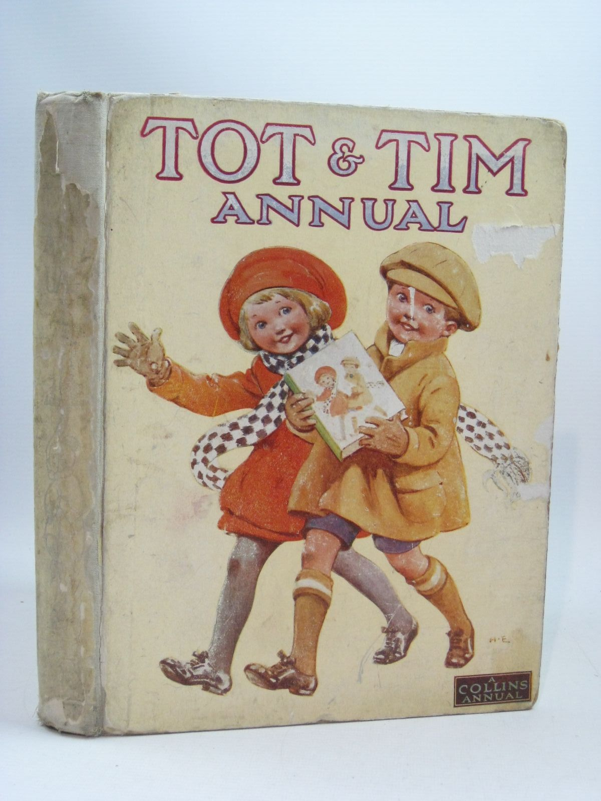 Photo of TOT AND TIM ANNUAL- Stock Number: 1504777