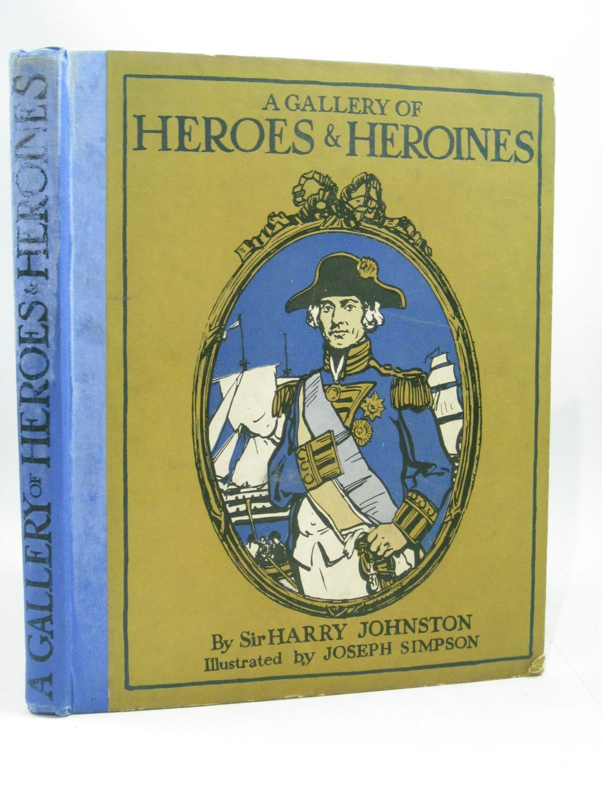 Photo of A GALLERY OF HEROES AND HEROINES- Stock Number: 1504786