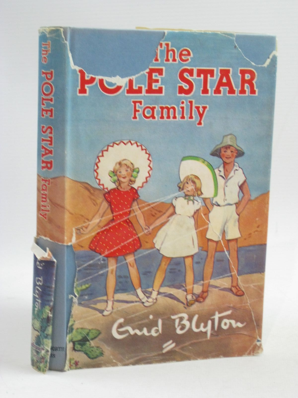 Photo of THE POLE STAR FAMILY written by Blyton, Enid illustrated by Gervis, Ruth published by Lutterworth Press (STOCK CODE: 1504986)  for sale by Stella & Rose's Books
