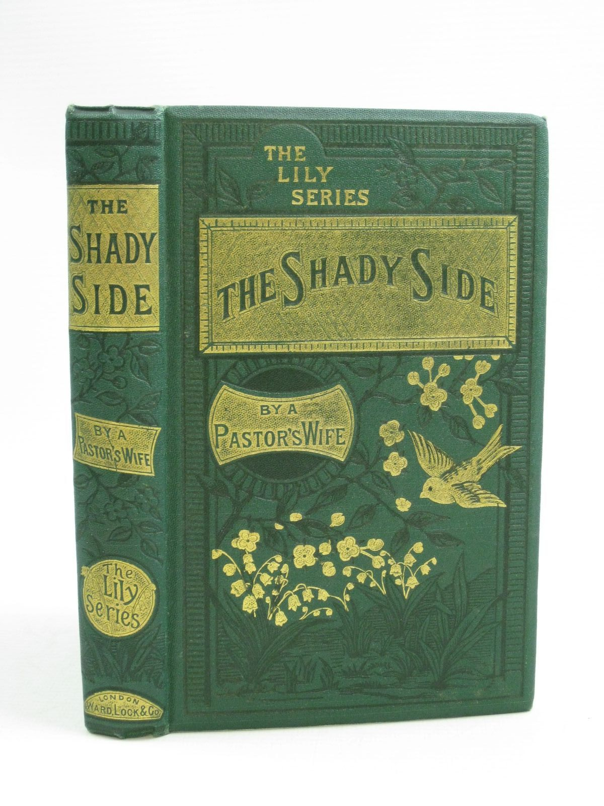 Photo of THE SHADY SIDE written by Hubbell, Martha Stone published by Ward, Lock & Co. (STOCK CODE: 1505007)  for sale by Stella & Rose's Books