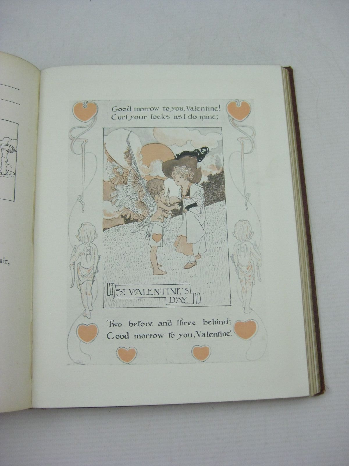Photo of THE BIG BOOK OF NURSERY RHYMES written by Jerrold, Walter illustrated by Robinson, Charles published by Blackie & Son Ltd. (STOCK CODE: 1505036)  for sale by Stella & Rose's Books