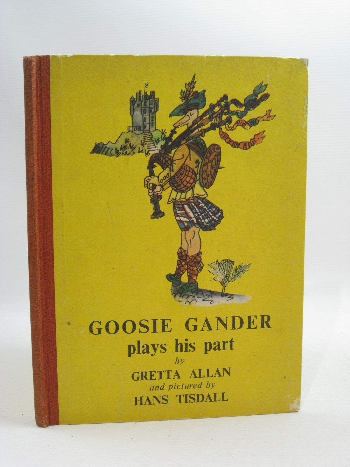 Photo of GOOSIE GANDER PLAYS HIS PART- Stock Number: 1505059