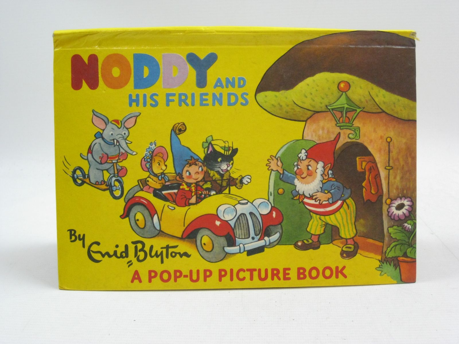 Photo of NODDY AND HIS FRIENDS written by Blyton, Enid published by Purnell & Sons, Ltd. (STOCK CODE: 1505121)  for sale by Stella & Rose's Books