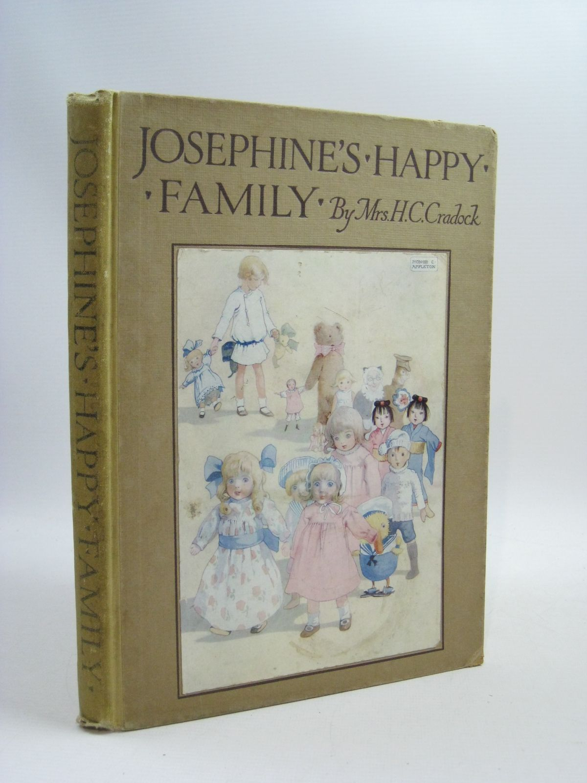 Photo of JOSEPHINE'S HAPPY FAMILY- Stock Number: 1505133