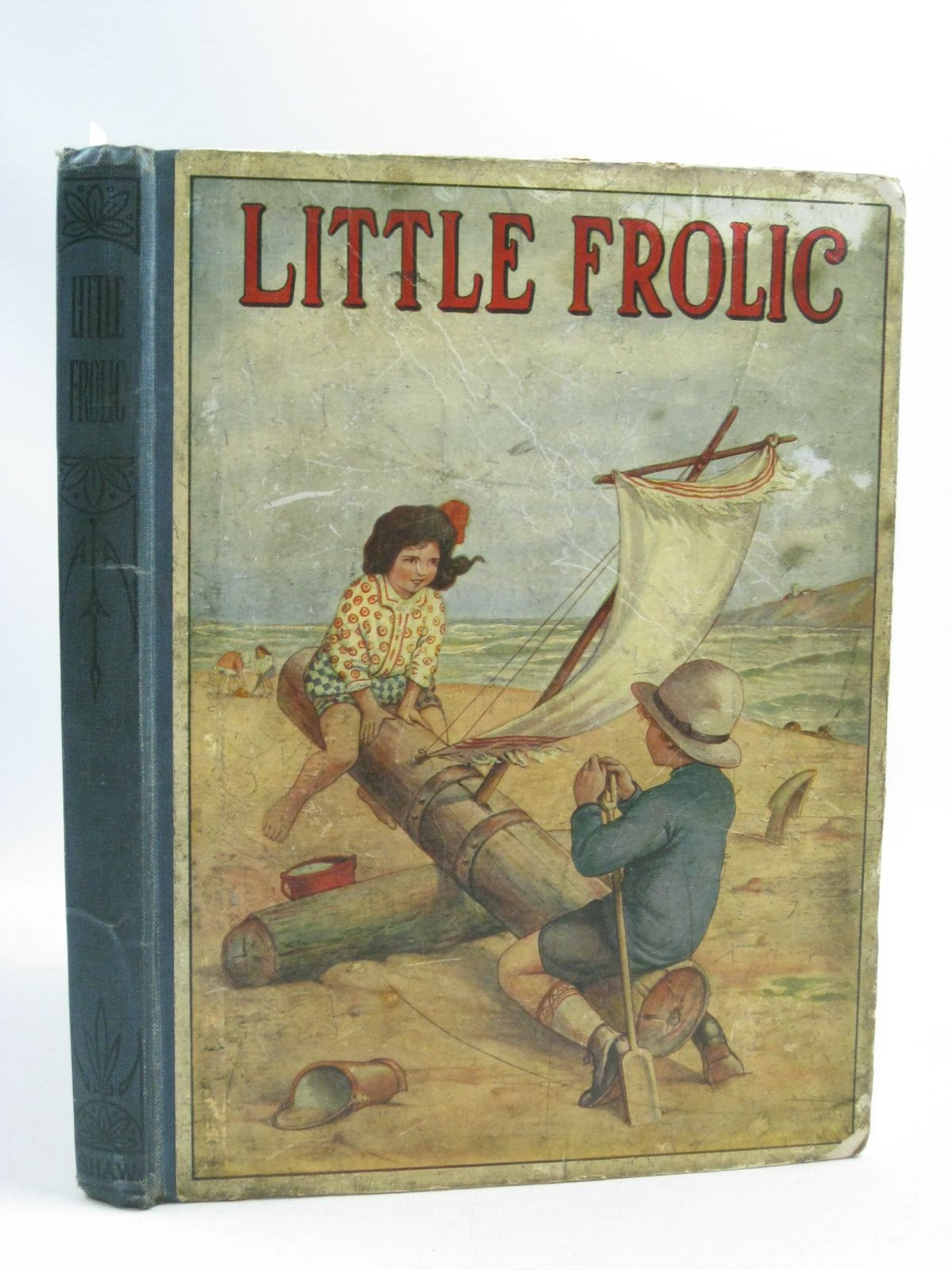 Photo of LITTLE FROLIC written by Mackintosh, Mabel illustrated by Neilson, Harry B.<br />Harrow, K.<br />Kidman, Leigh<br />Wain, Louis<br />et al.,  published by John F. Shaw &amp; Co Ltd. (STOCK CODE: 1505188)  for sale by Stella & Rose's Books
