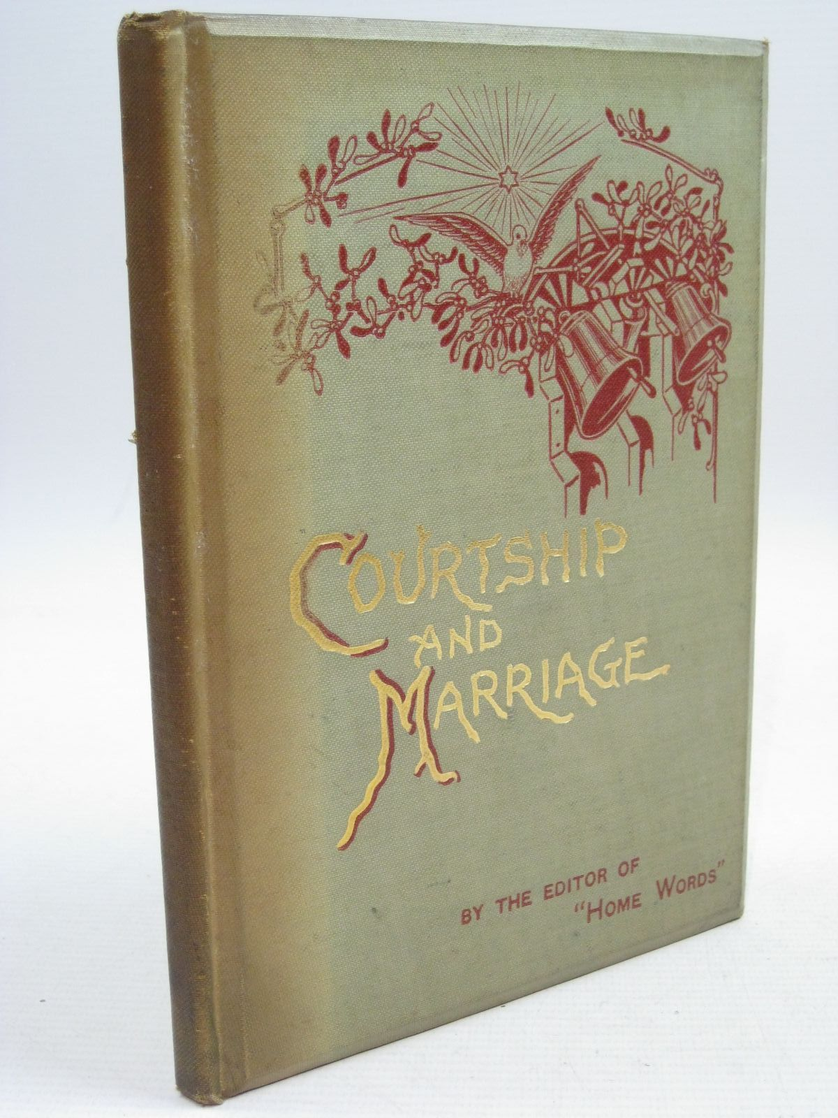 Photo of COURTSHIP AND MARRIAGE- Stock Number: 1505210