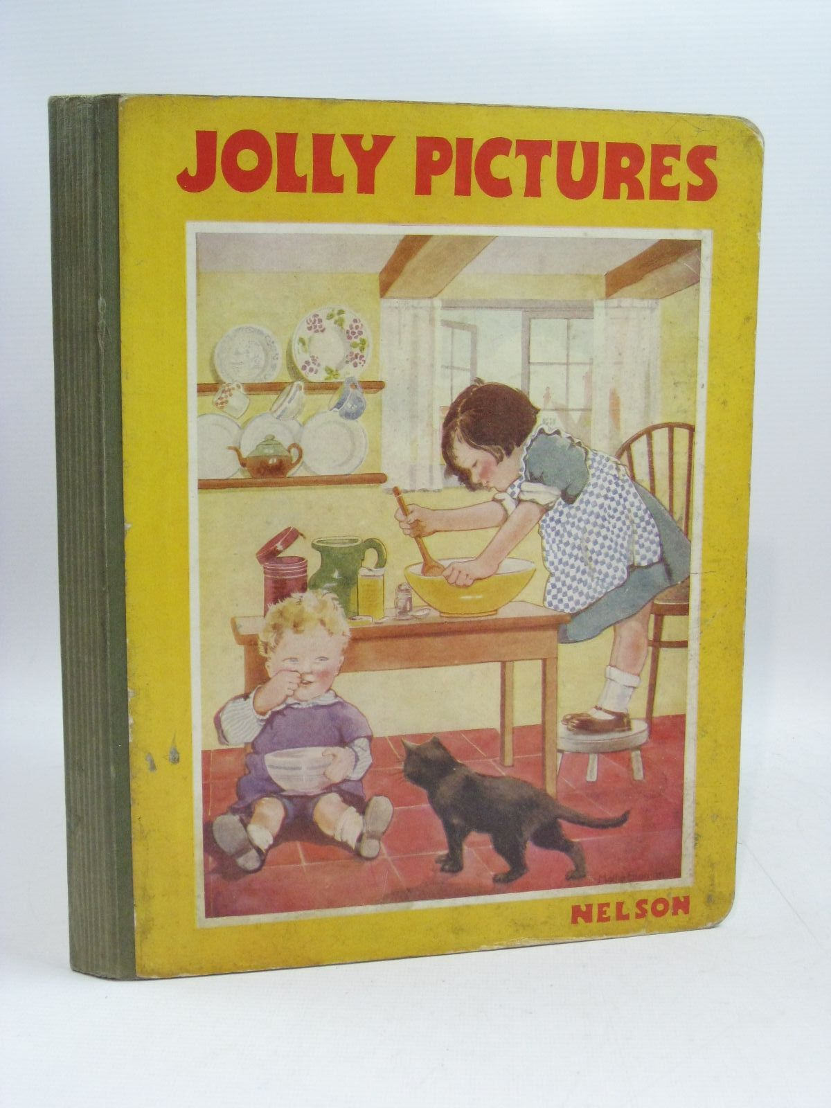 Photo of JOLLY PICTURES illustrated by Topham, Orr, Jack Beaman, S.G. Hulme et al., published by Thomas Nelson and Sons Ltd. (STOCK CODE: 1505280)  for sale by Stella & Rose's Books