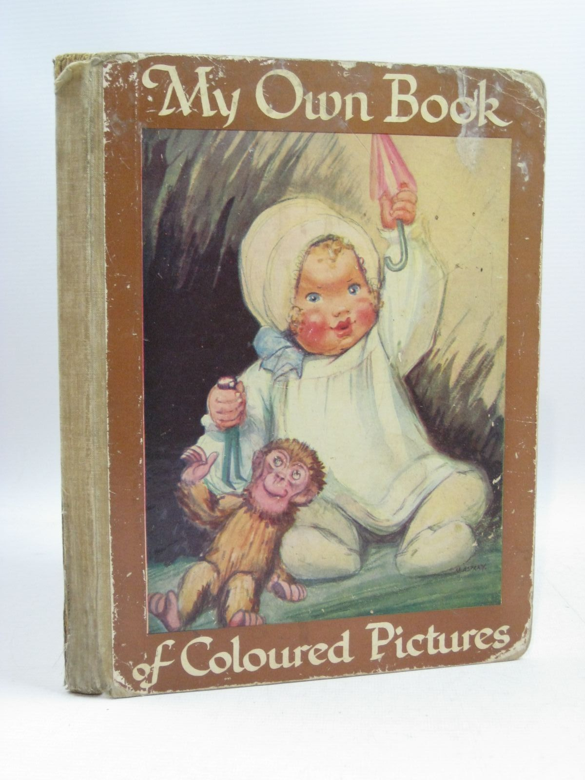 Photo of MY OWN BOOK OF COLOURED PICTURES illustrated by Wood, Lawson<br />Appleton, Honor C.<br />Hart, Frank<br />et al., published by Thomas Nelson and Sons Ltd. (STOCK CODE: 1505281)  for sale by Stella & Rose's Books