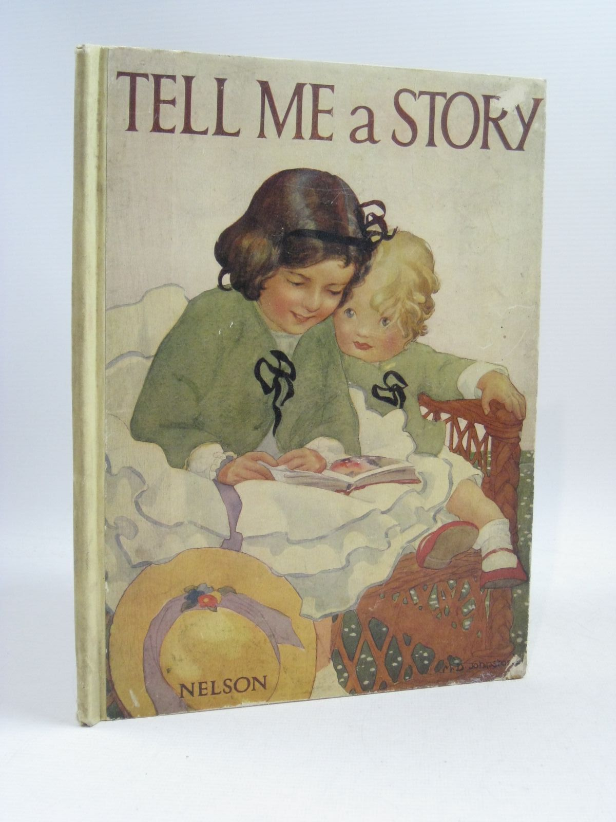 Photo of TELL ME A STORY written by Steedman, Amy Owsley, Sibyl B. Williams, Canning Russell, Dorothy illustrated by Parker, Frederick et al., published by Thomas Nelson and Sons Ltd. (STOCK CODE: 1505342)  for sale by Stella & Rose's Books