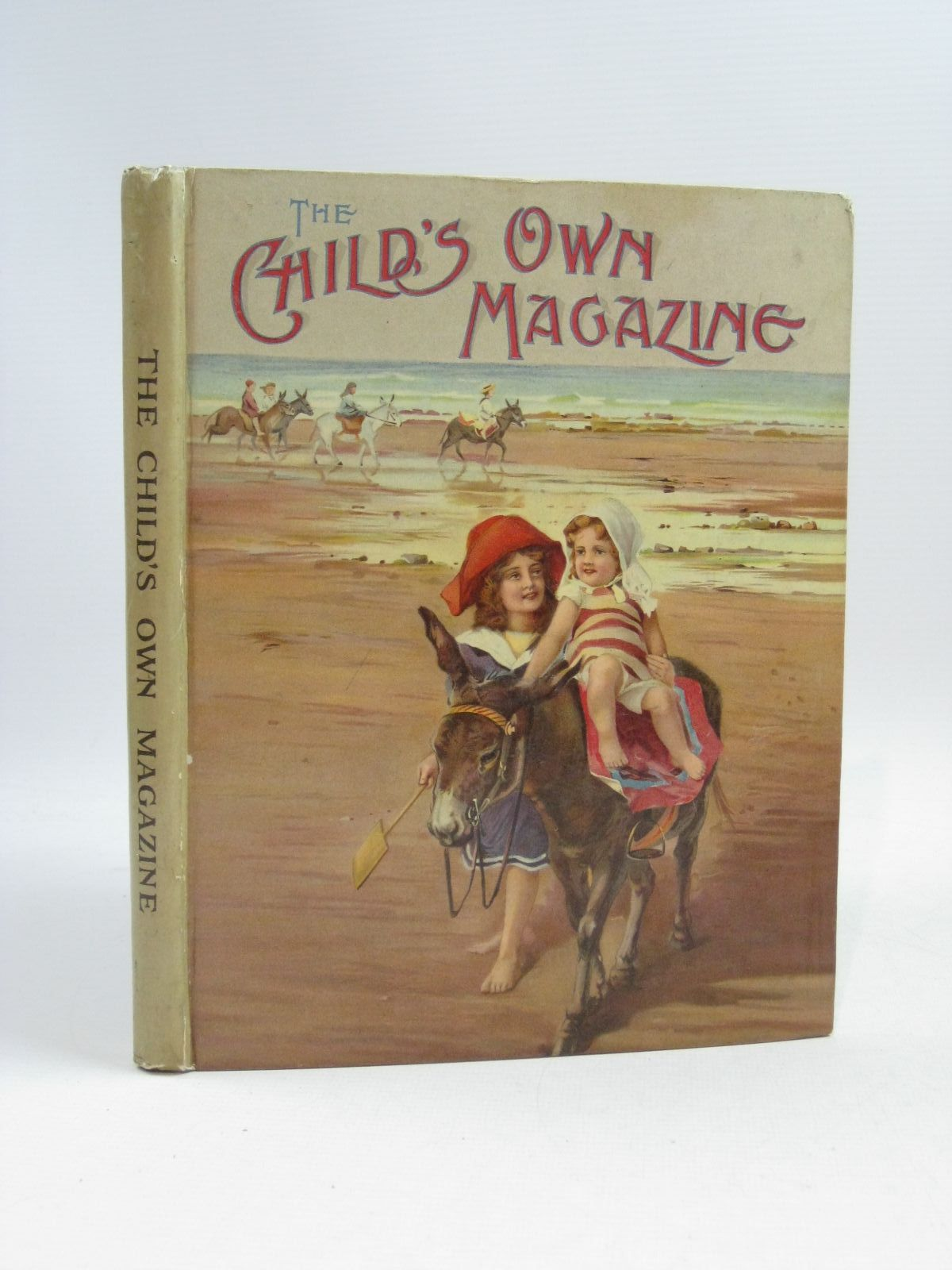 Photo of THE CHILD'S OWN MAGAZINE 74TH VOL published by The Child's Own Magazine Office (STOCK CODE: 1505349)  for sale by Stella & Rose's Books