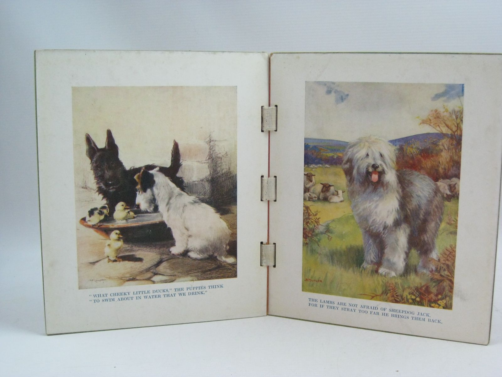 Photo of PRETTY PUSSY'S PLAY BOOK written by Strang, Mrs. Herbert illustrated by Sowerby, Millicent Stokes, Vernon Govey, Lilian A. et al., published by Humphrey Milford, Oxford University Press (STOCK CODE: 1505378)  for sale by Stella & Rose's Books