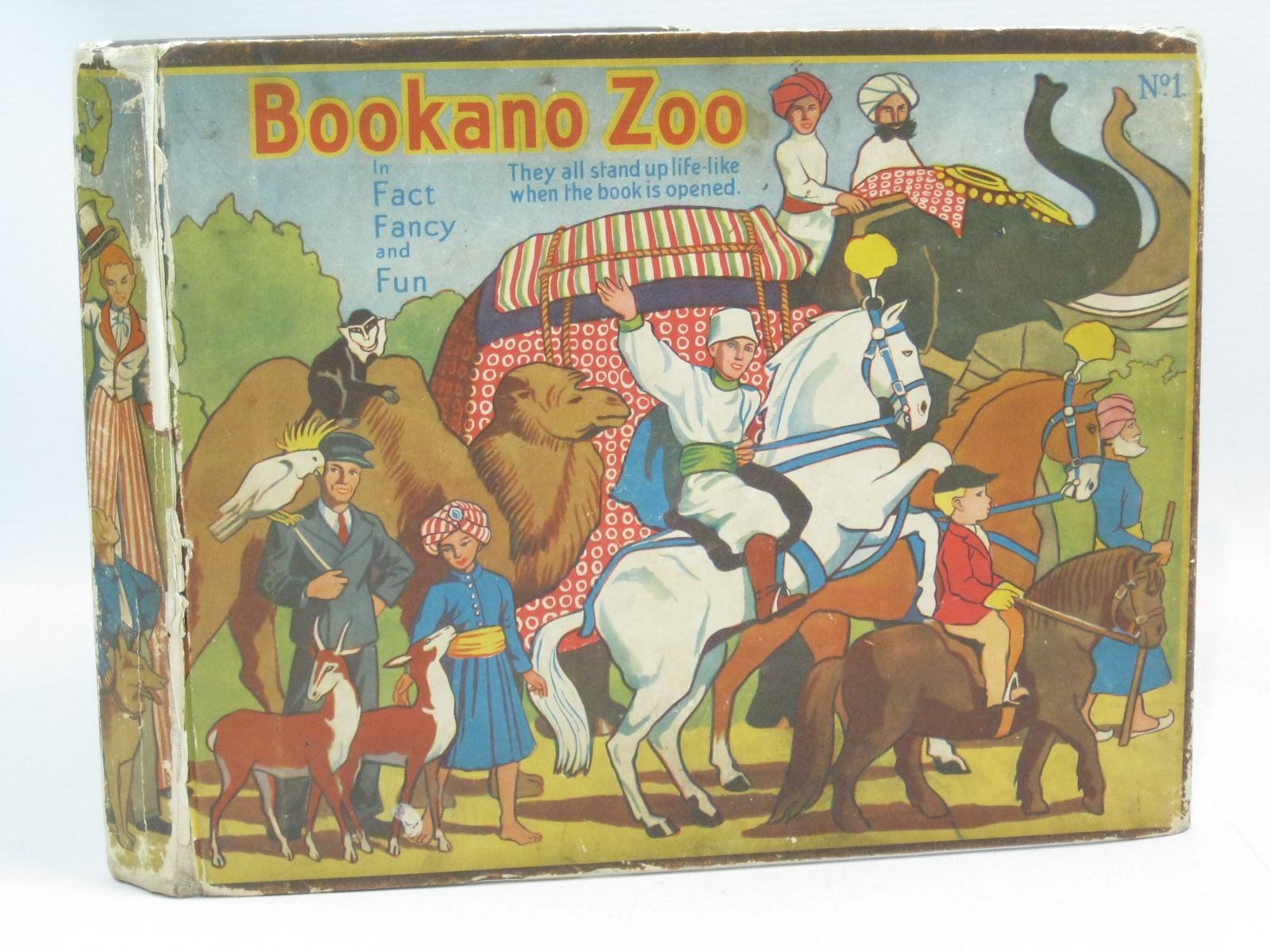 Photo of BOOKANO ZOO NO. 1 written by Giraud, S. Louis published by Strand Publications (STOCK CODE: 1505389)  for sale by Stella & Rose's Books