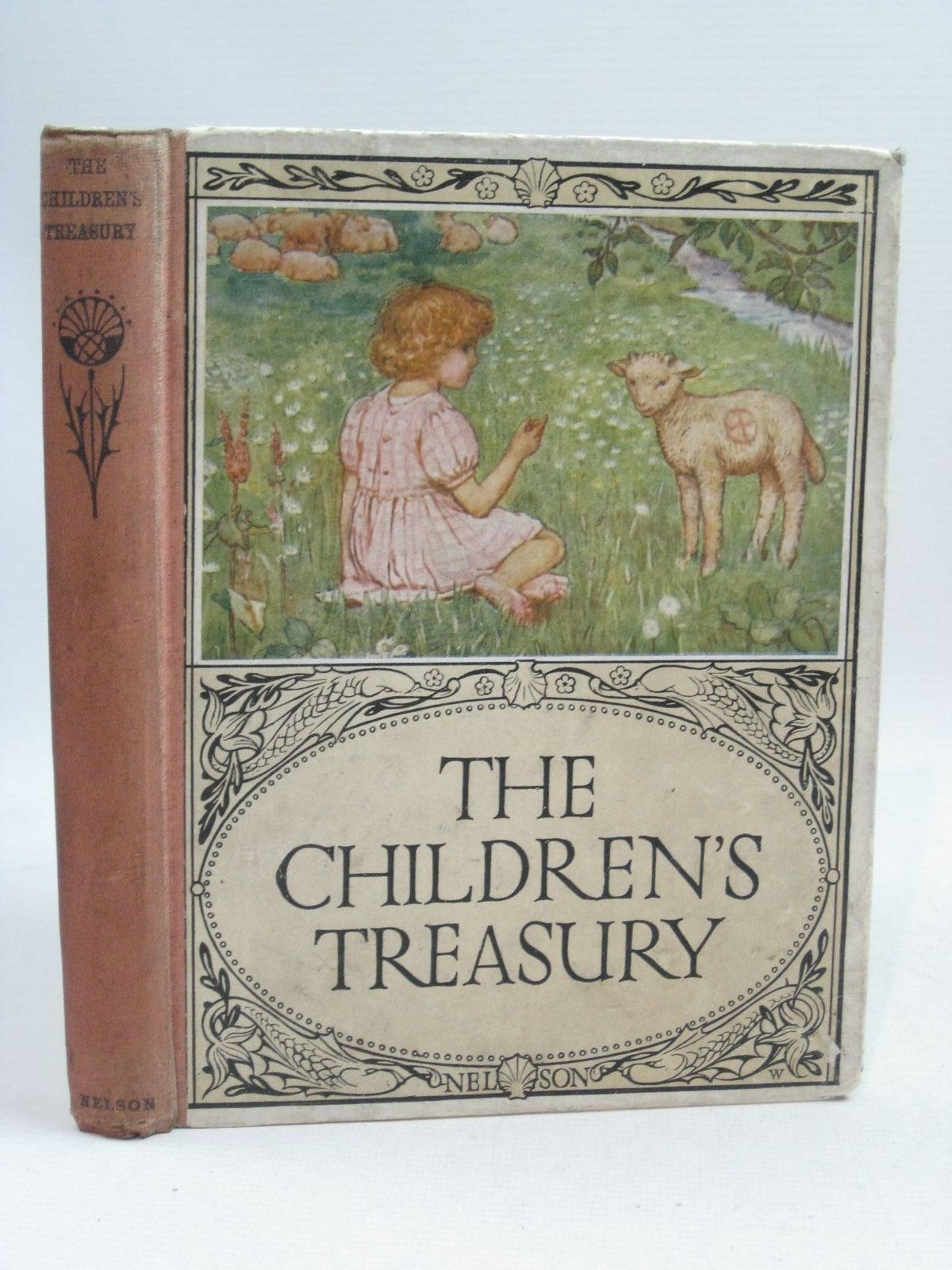 Photo of THE CHILDREN'S TREASURY OF PICTURES AND STORIES NO. XIX- Stock Number: 1505396