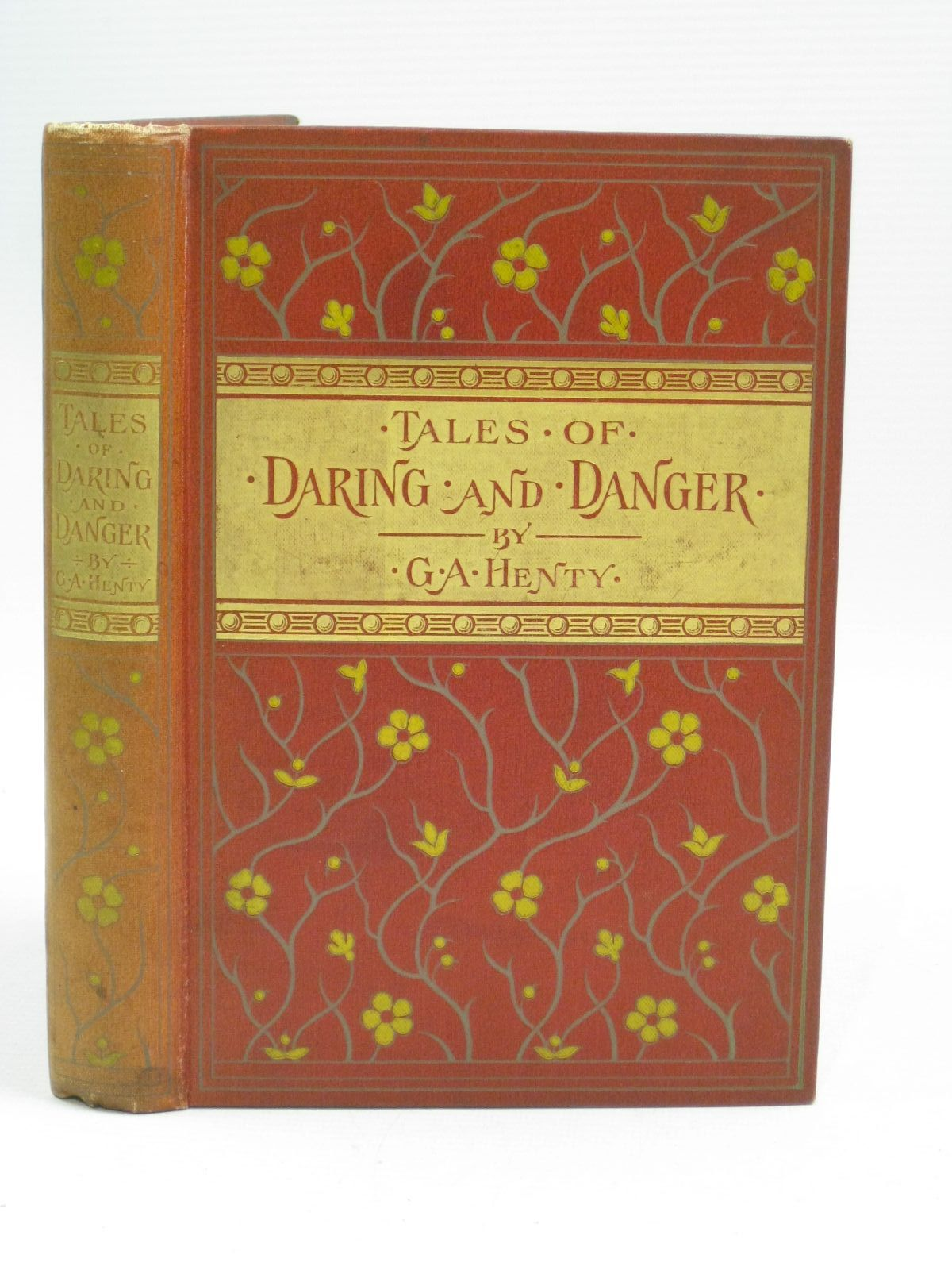 Photo of TALES OF DARING AND DANGER written by Henty, G.A. published by Blackie And Son Limited (STOCK CODE: 1505437)  for sale by Stella & Rose's Books