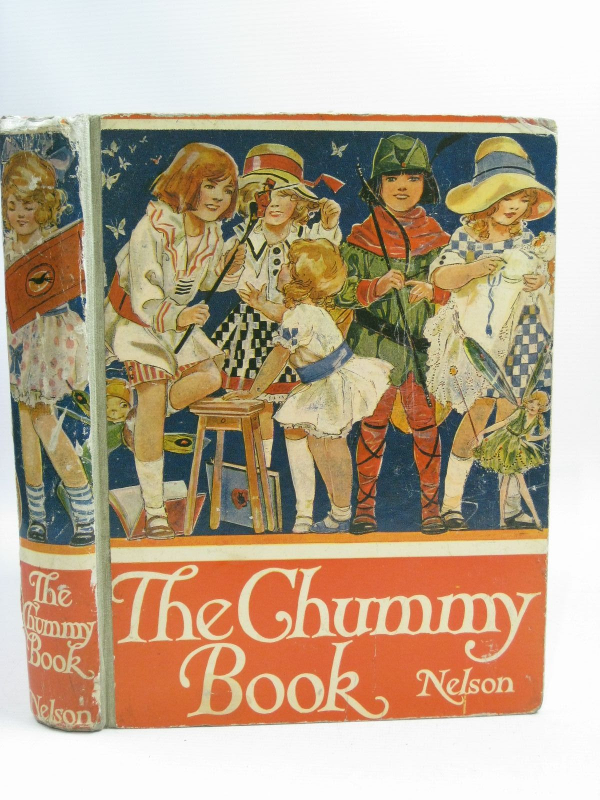 Photo of THE CHUMMY BOOK - EIGHTH YEAR- Stock Number: 1505439