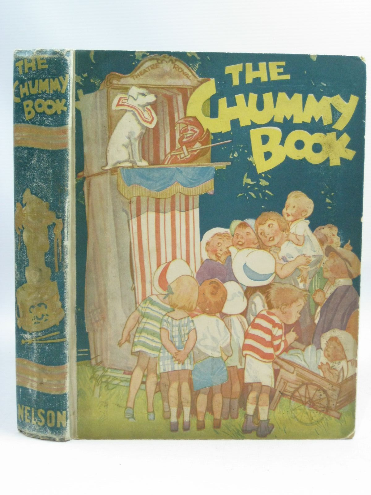 Photo of THE CHUMMY BOOK - THIRTEENTH YEAR- Stock Number: 1505441
