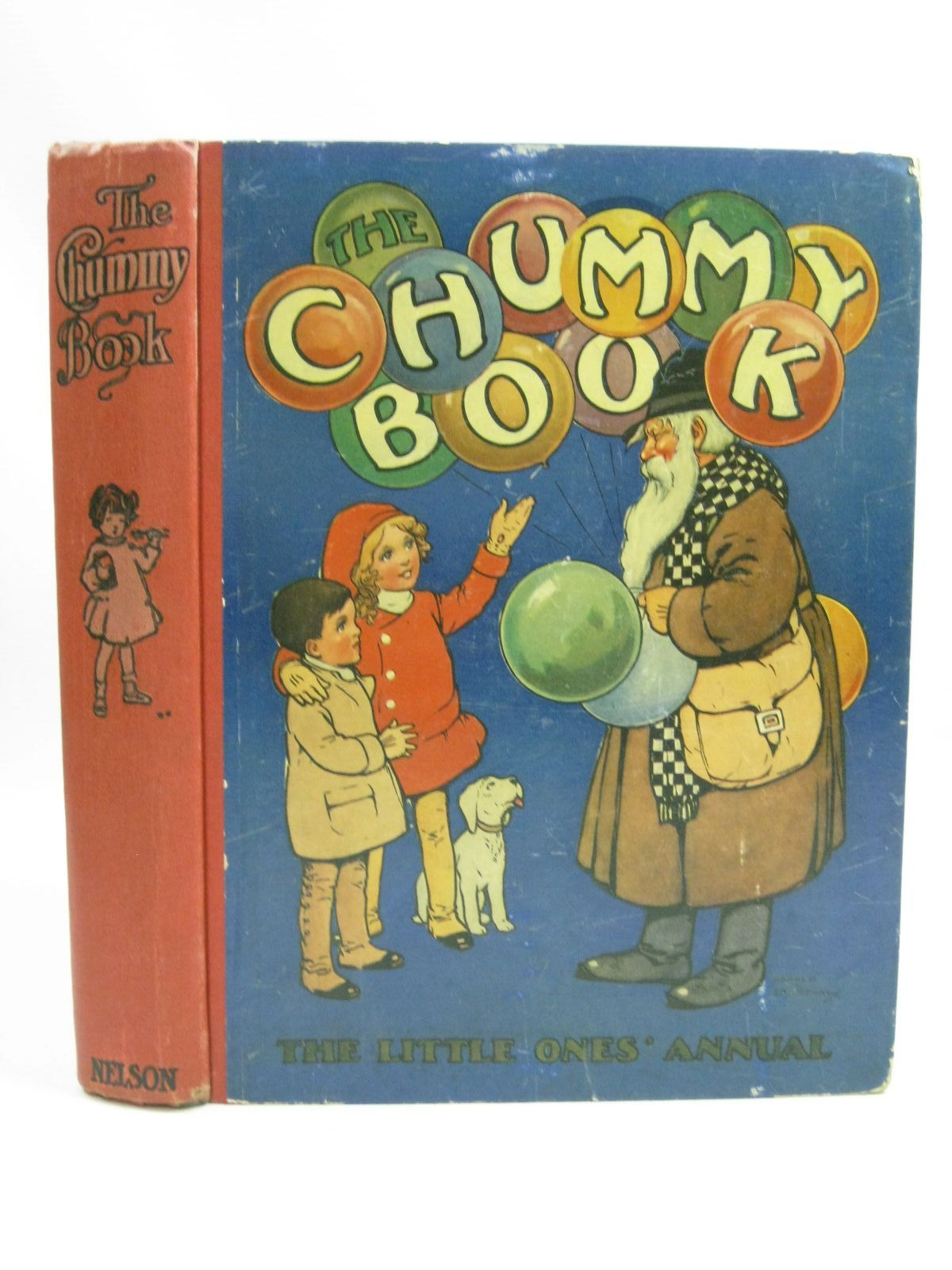 Photo of THE CHUMMY BOOK - FOURTH YEAR written by Talbot, Ethel Shirley, Edward Chaundler, Christine et al, illustrated by Studdy, G.E. Earnshaw, Harold Adams, Frank Anderson, Anne Patricchio, Caterina Rountree, Harry Appleton, Honor C. et al., published by Thomas Nelson and Sons Ltd. (STOCK CODE: 1505442)  for sale by Stella & Rose's Books