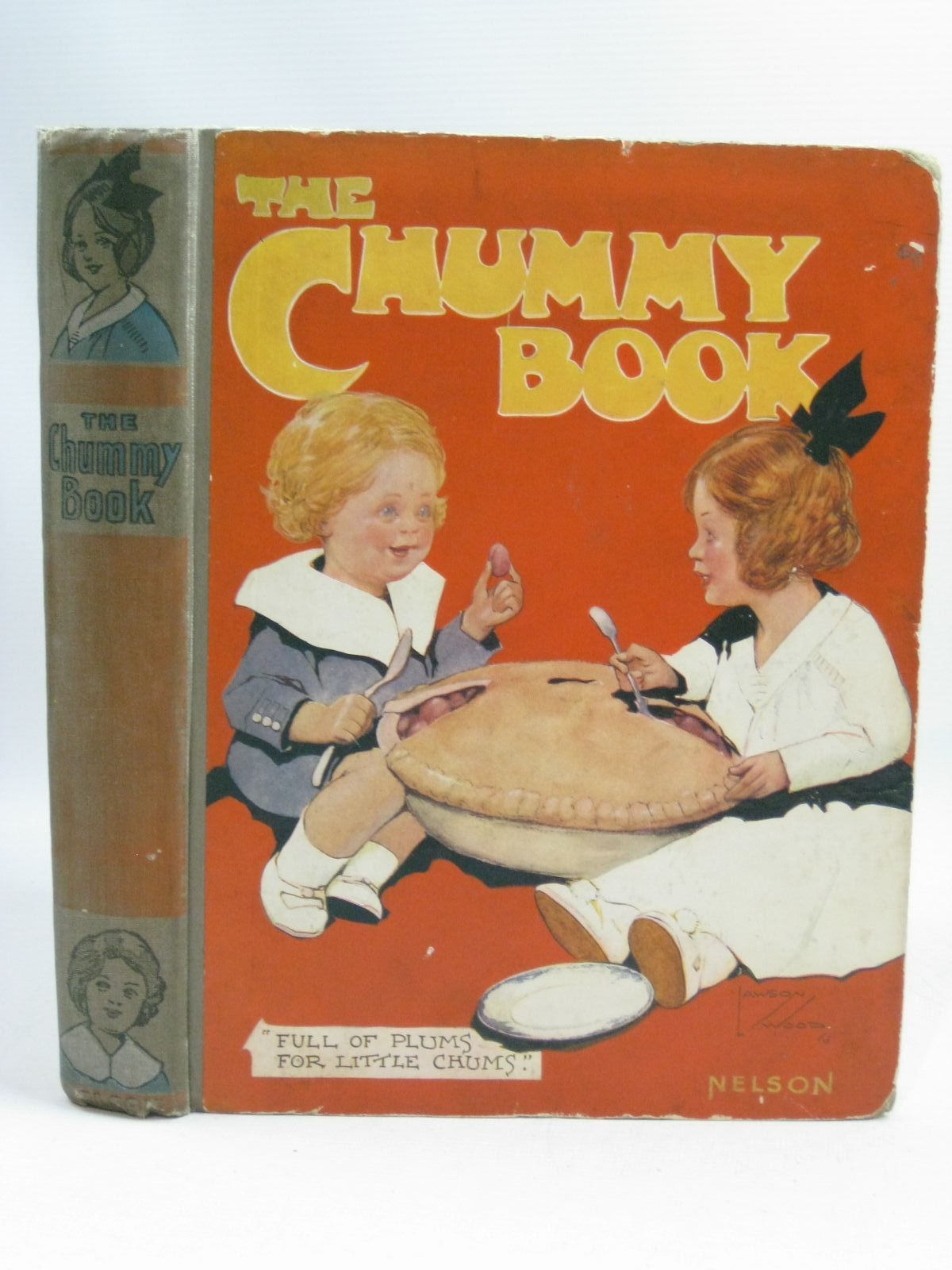 Photo of THE CHUMMY BOOK - FIFTH YEAR written by Chisholm, Edwin<br />Chaundler, Christine<br />Praeger, S. Rosamond<br />Scott-Hopper, Queenie<br />et al,  illustrated by Attwell, Mabel Lucie<br />Earnshaw, Harold<br />Tarrant, Margaret<br />Cowham, Hilda<br />Spooner, M.D.<br />et al.,  published by Thomas Nelson and Sons Ltd. (STOCK CODE: 1505445)  for sale by Stella & Rose's Books