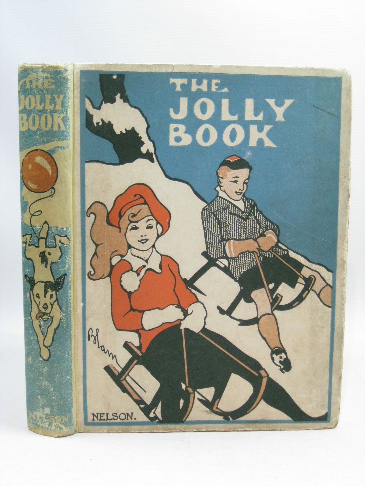 Photo of THE JOLLY BOOK - TWELFTH YEAR- Stock Number: 1505449