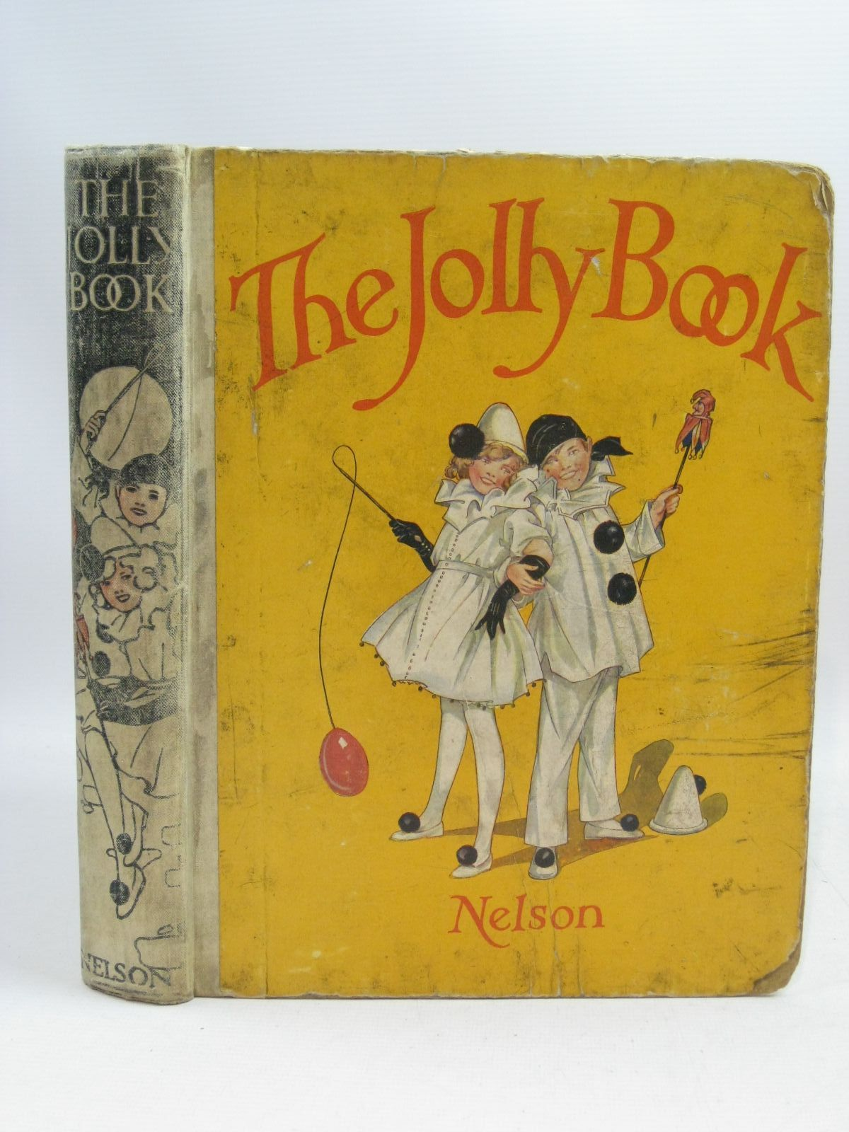 Photo of THE JOLLY BOOK - TENTH YEAR- Stock Number: 1505451