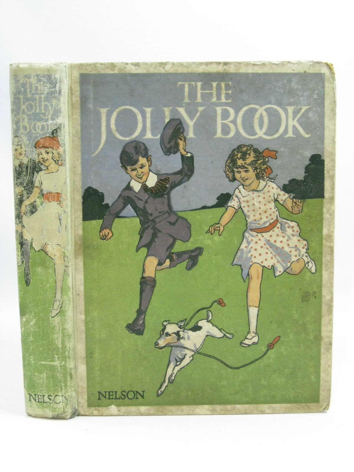 Photo of THE JOLLY BOOK - FOURTEENTH YEAR- Stock Number: 1505452