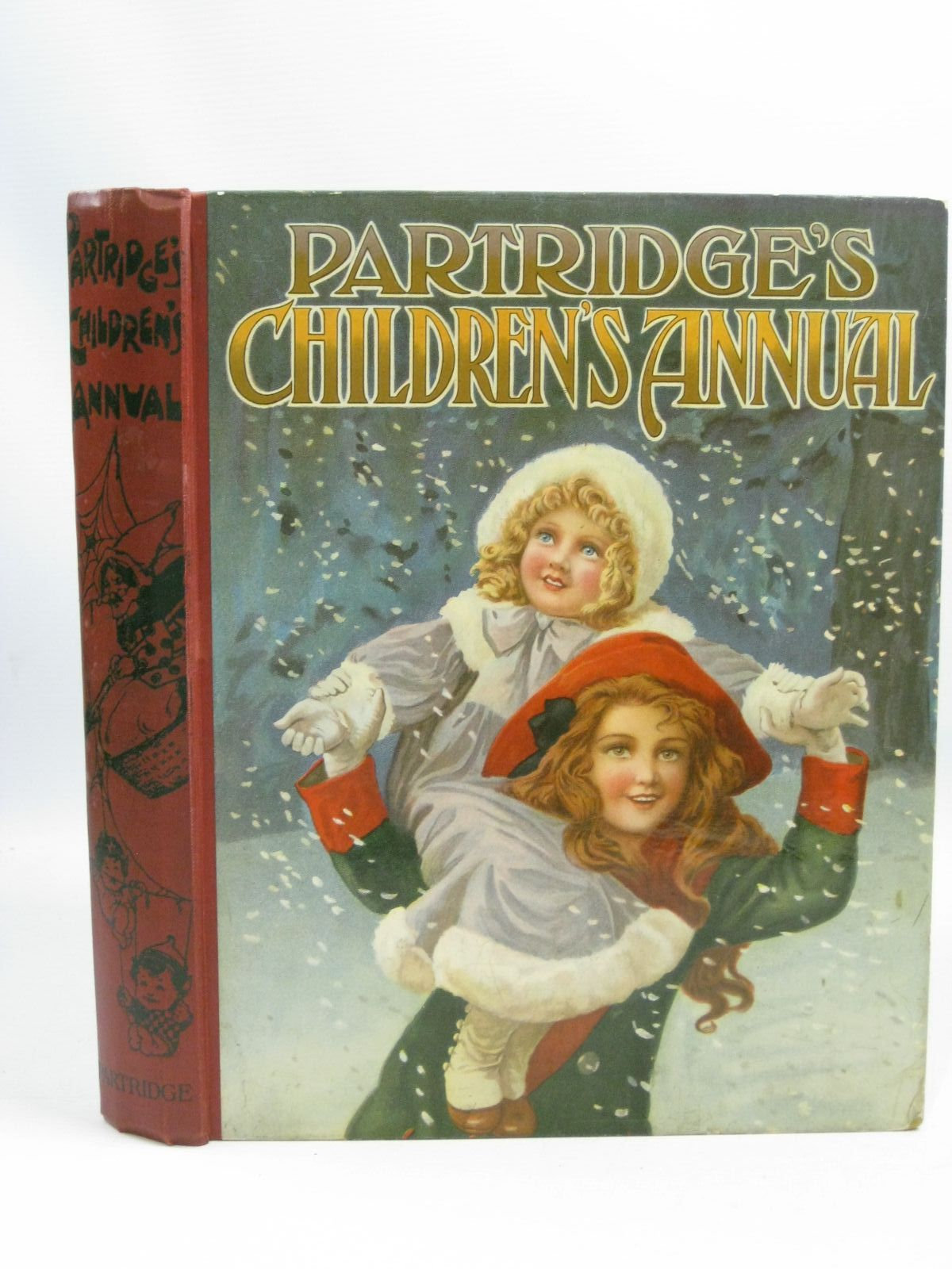 Photo of PARTRIDGE'S CHILDREN'S ANNUAL - 5TH YEAR- Stock Number: 1505453