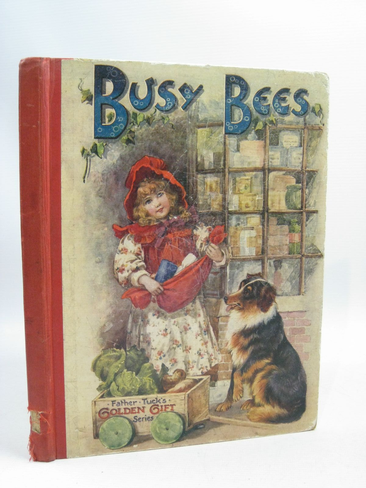 Photo of BUSY BEES written by Vredenburg, Edric Fenn, George Manville Burnside, Helen Marion Sowerby, Githa illustrated by Foster, W. Taylor, E.M. Cowham, Hilda Attwell, Mabel Lucie Neilson, Harry B. et al., published by Raphael Tuck & Sons Ltd. (STOCK CODE: 1505466)  for sale by Stella & Rose's Books