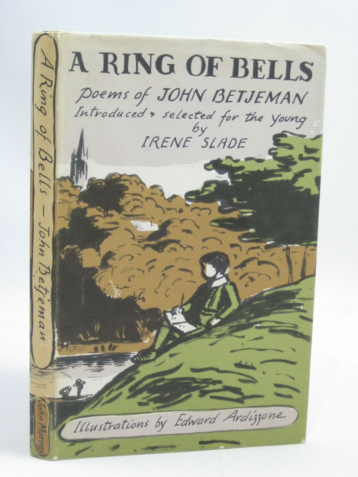 Photo of A RING OF BELLS written by Betjeman, John<br />Slade, Irene illustrated by Ardizzone, Edward published by John Murray (STOCK CODE: 1505474)  for sale by Stella & Rose's Books