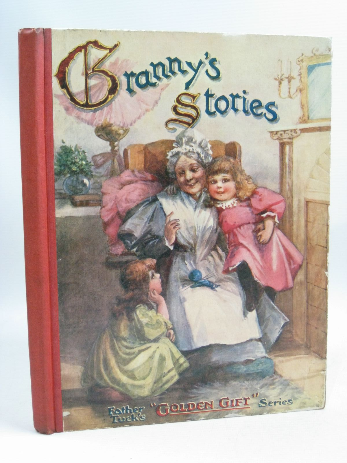 Photo of GRANNY'S STORIES written by Vredenburg, Edric