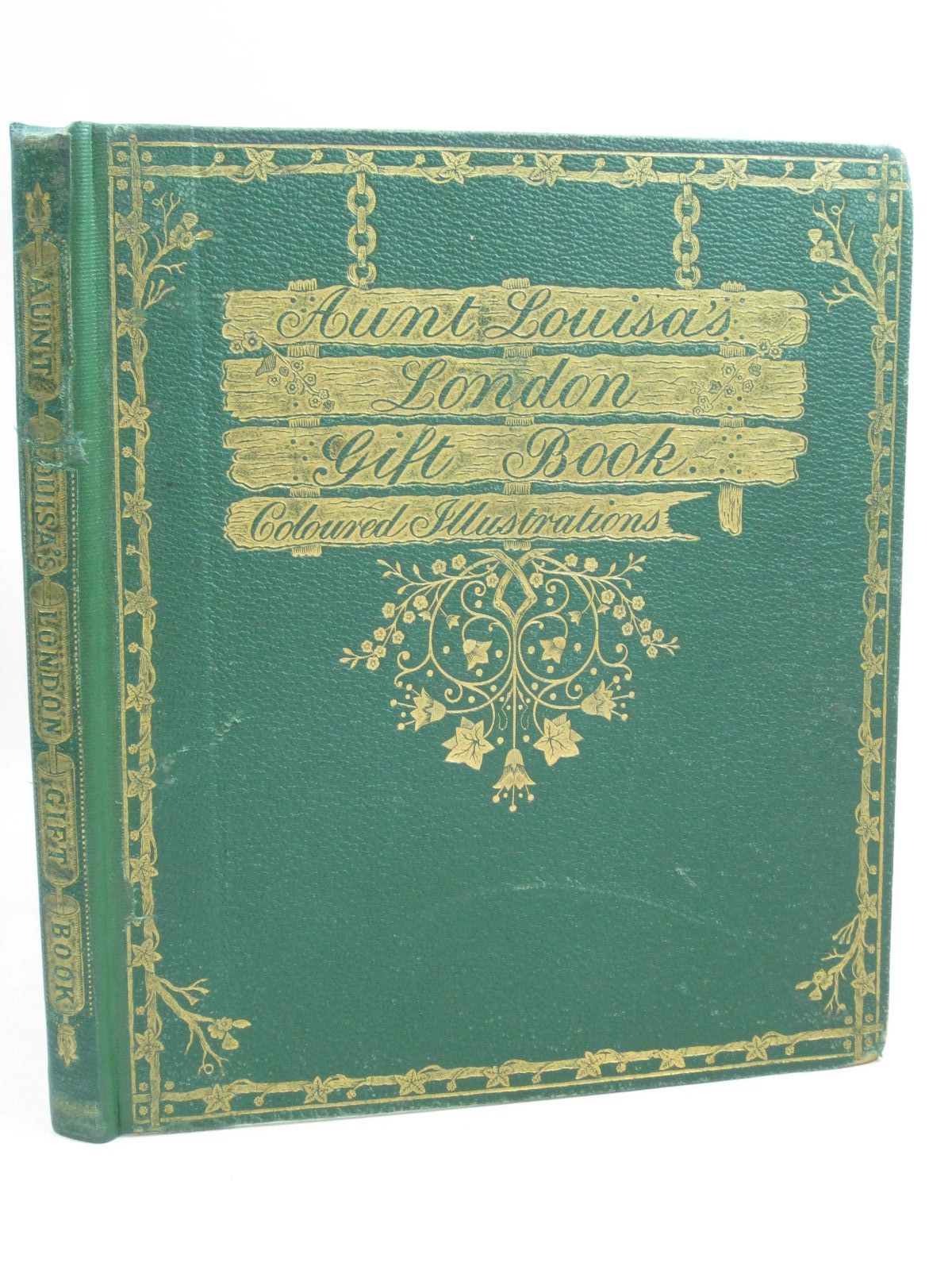 Photo of AUNT LOUISA'S LONDON GIFT BOOK- Stock Number: 1505487