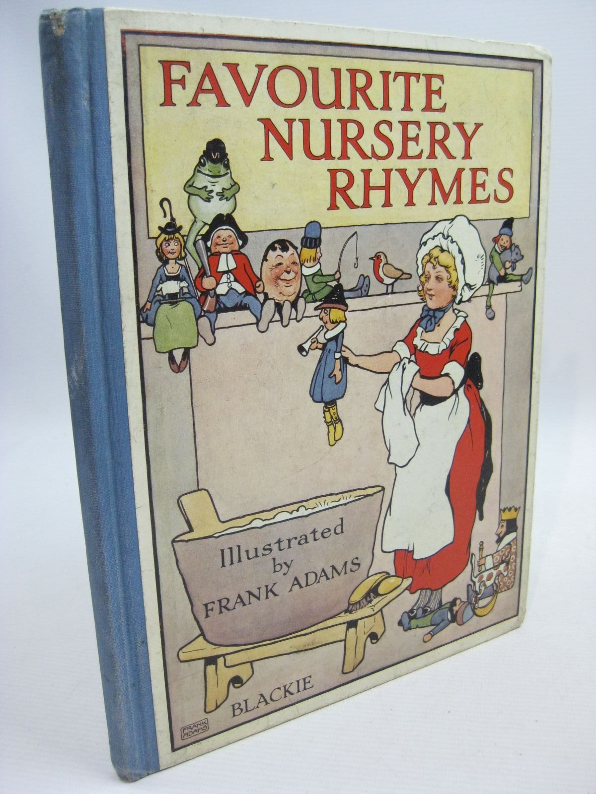 Photo of FAVOURITE NURSERY RHYMES- Stock Number: 1505490