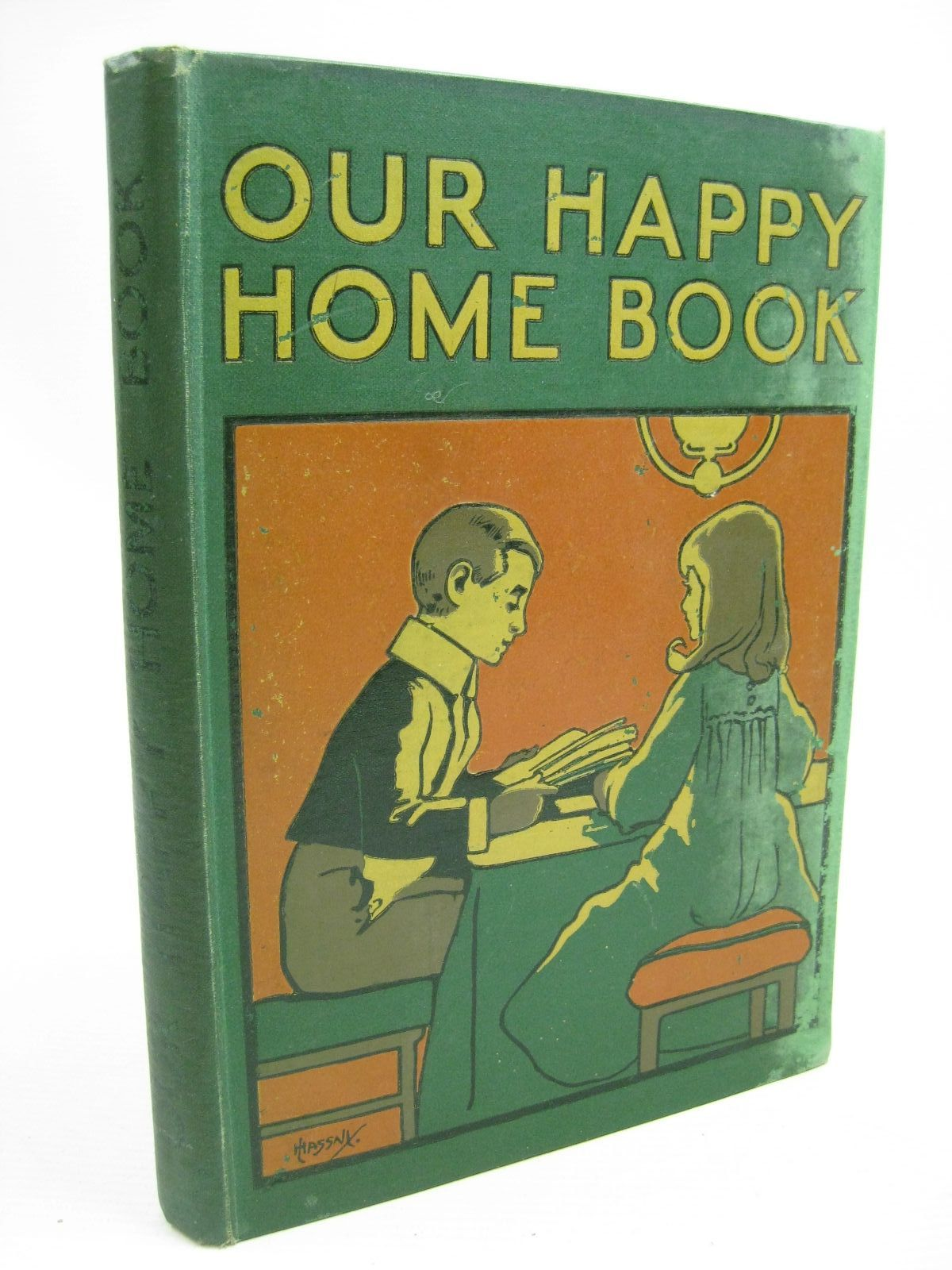 Photo of OUR HAPPY HOME BOOK written by Bingham, Clifton Byron, May Leigh, Felix et al, published by Blackie And Son Limited (STOCK CODE: 1505498)  for sale by Stella & Rose's Books
