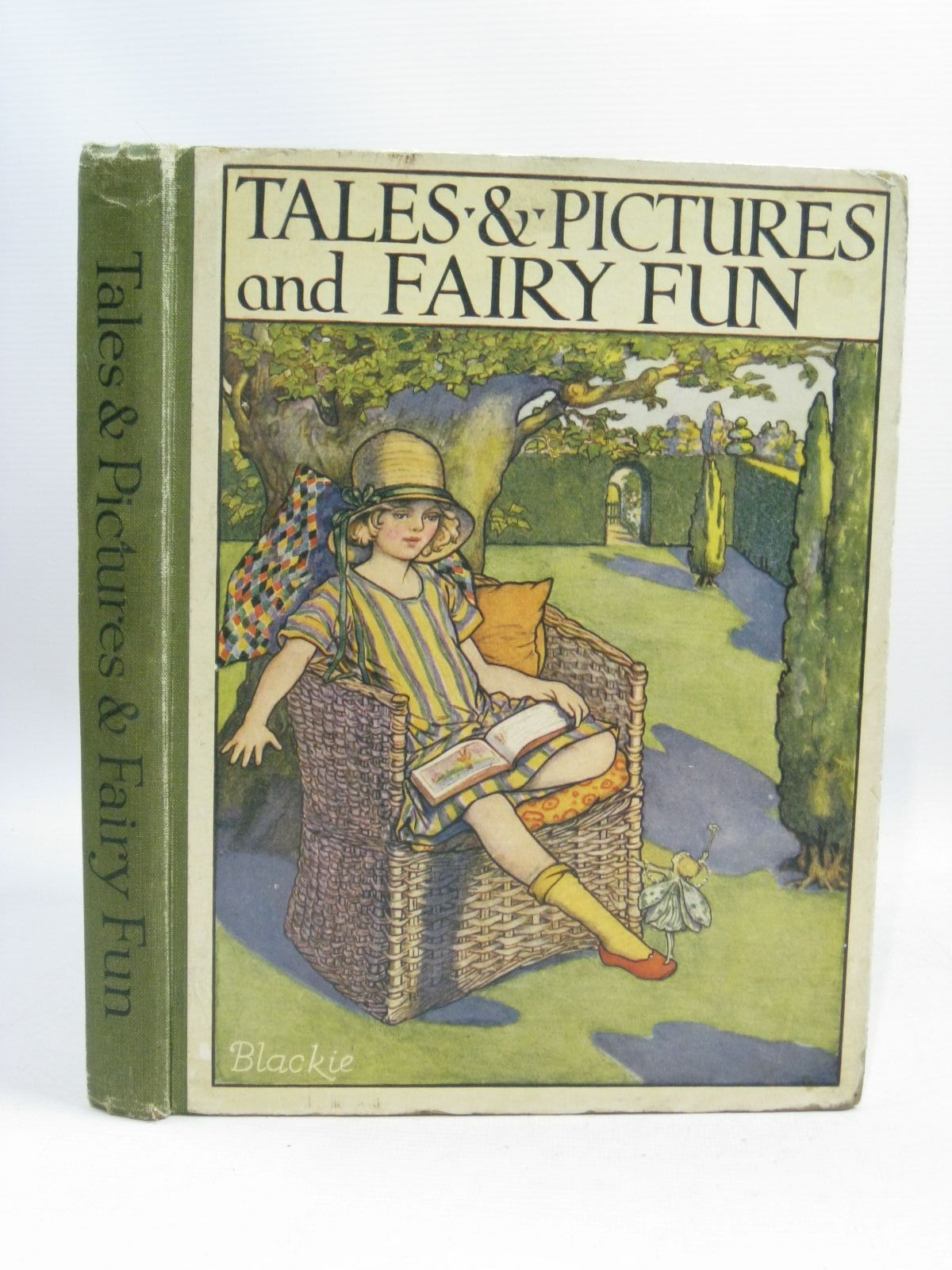 Photo of TALES & PICTUIRES AND FAIRY FUN illustrated by Petherick, Rosa C. Appleton, Honor C. Fraser, Peter Roberts, Lunt Hart, Frank et al., published by Blackie And Son Limited (STOCK CODE: 1505552)  for sale by Stella & Rose's Books