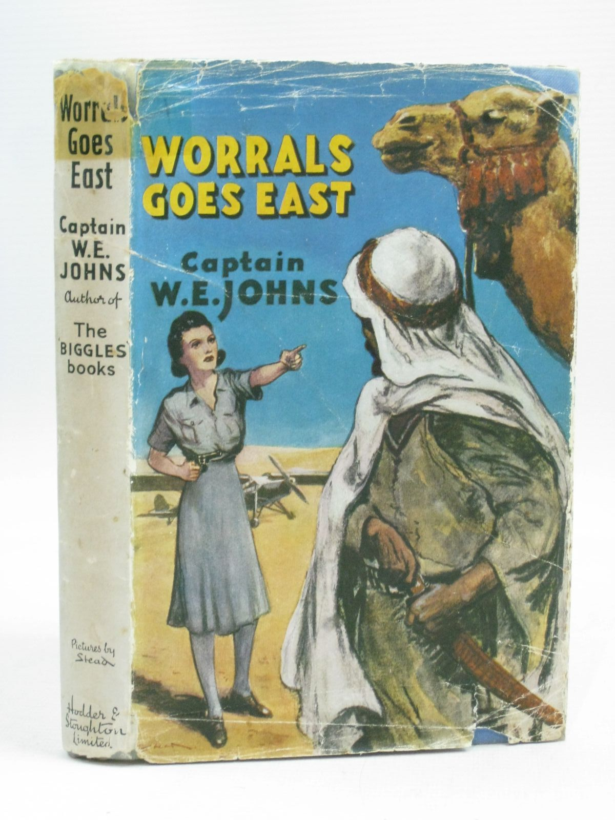 Photo of WORRALS GOES EAST- Stock Number: 1505588