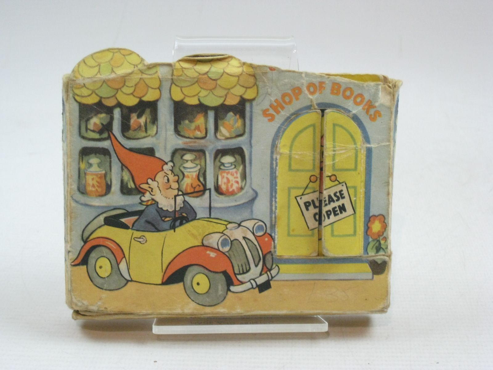 Photo of NODDY'S SHOP OF BOOKS written by Blyton, Enid published by Sampson Low, Marston & Co. Ltd. (STOCK CODE: 1505655)  for sale by Stella & Rose's Books