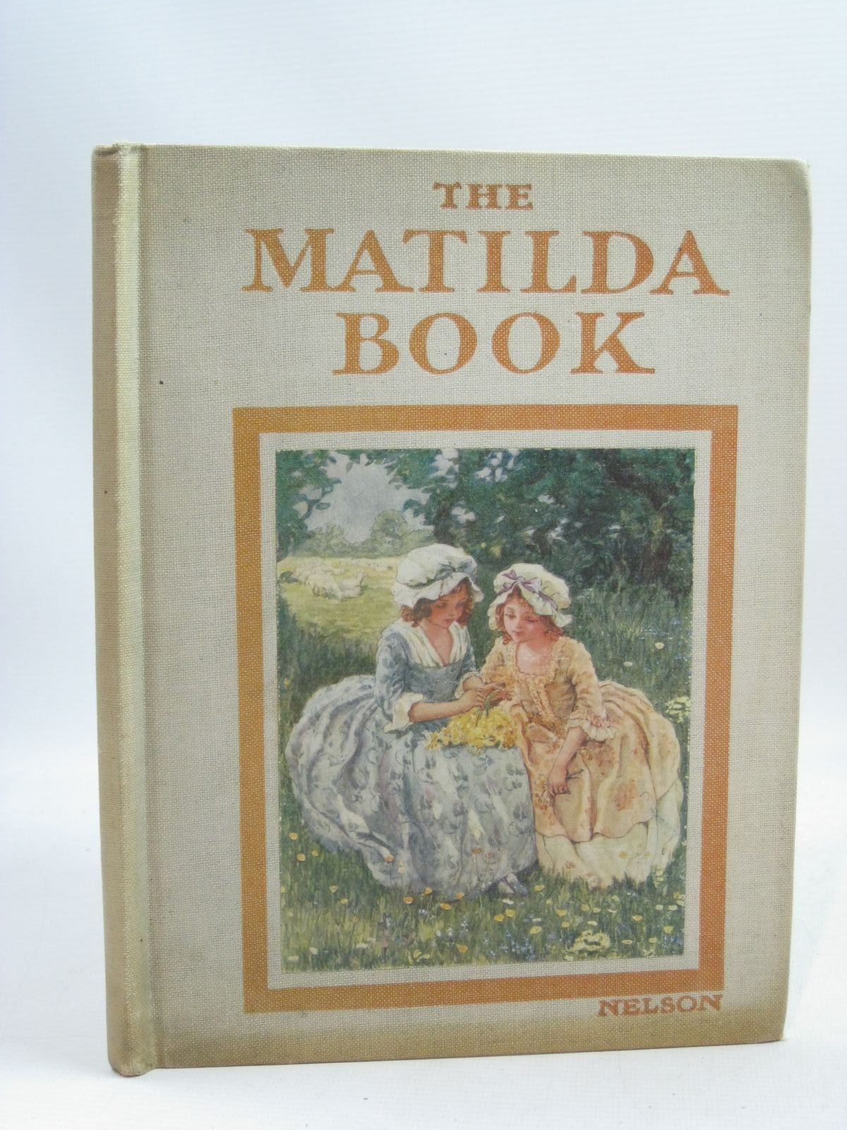 Photo of THE MATILDA BOOK written by Clayton, Jacqueline illustrated by Wood, Elsie Anna published by Nelson (STOCK CODE: 1505711)  for sale by Stella & Rose's Books