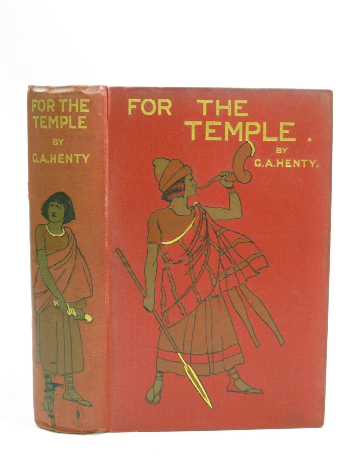 Photo of FOR THE TEMPLE- Stock Number: 1505736