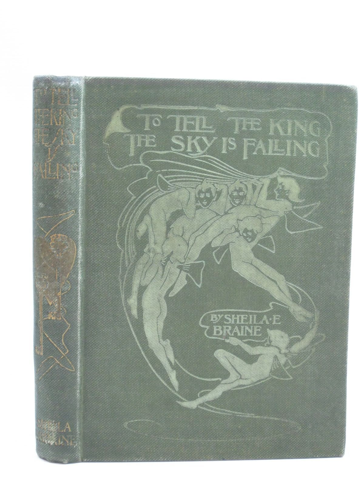 Photo of TO TELL THE KING THE SKY IS FALLING- Stock Number: 1505737