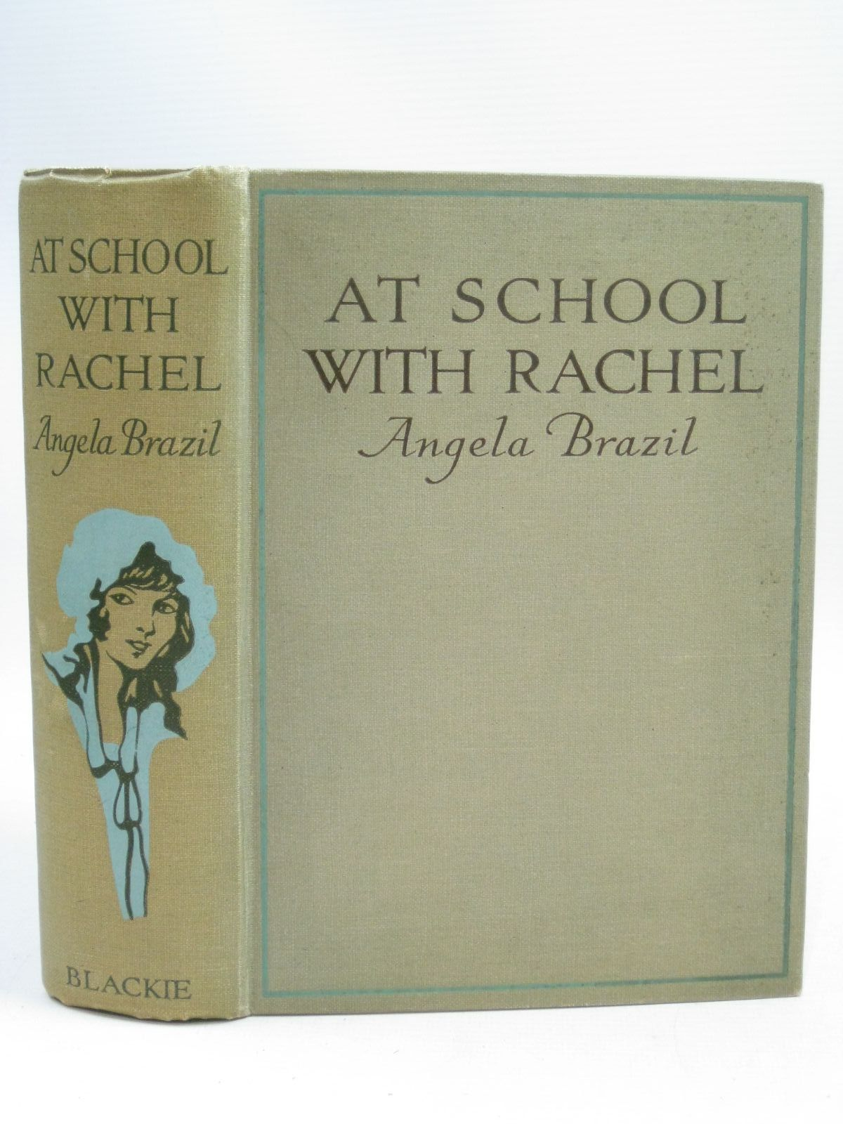 Photo of AT SCHOOL WITH RACHEL written by Brazil, Angela illustrated by Wightman, W.E. published by Blackie & Son Ltd. (STOCK CODE: 1505743)  for sale by Stella & Rose's Books