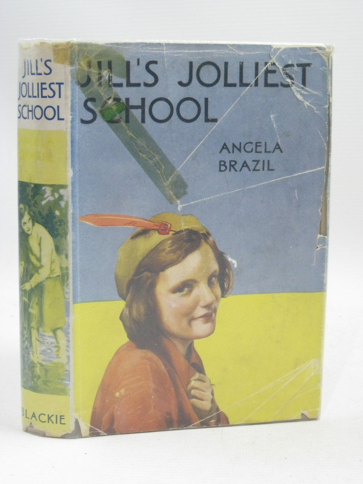 Photo of JILL'S JOLLIEST SCHOOL written by Brazil, Angela illustrated by Hiley, Francis E. published by Blackie & Son Ltd. (STOCK CODE: 1505755)  for sale by Stella & Rose's Books