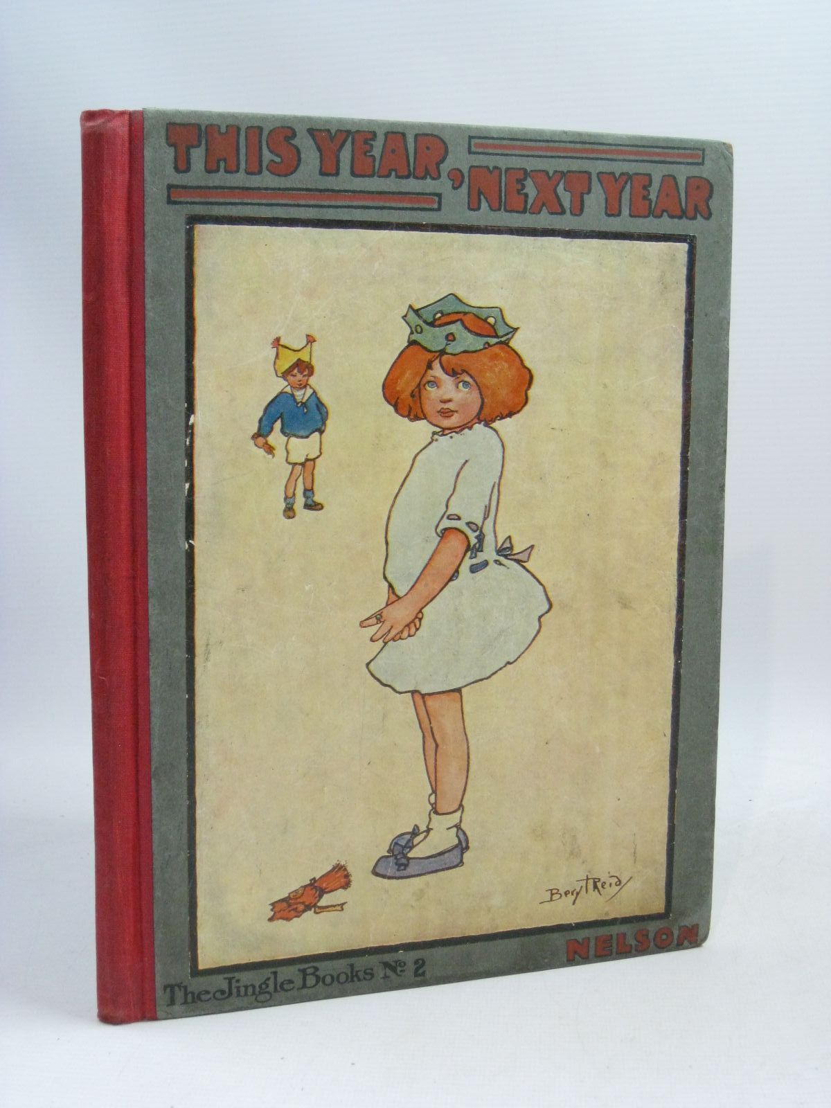 Photo of THIS YEAR, NEXT YEAR illustrated by Reid, Beryl published by Thomas Nelson & Sons (STOCK CODE: 1505805)  for sale by Stella & Rose's Books