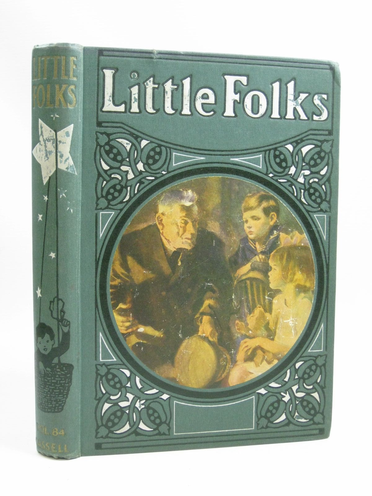 Photo of LITTLE FOLKS VOL 84 written by Parry, D.H.