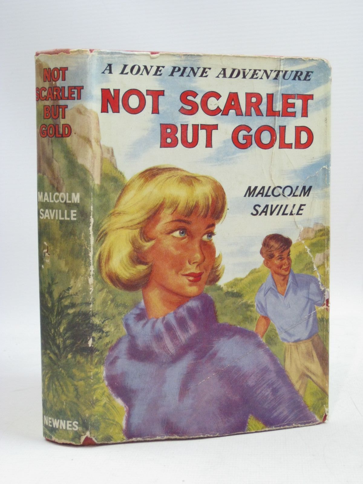 Photo of NOT SCARLET BUT GOLD- Stock Number: 1505831